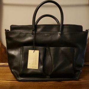 Matt & Nat Raylan Medium Diaper Bag - Black